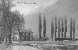 Vouvry - La Gare - VS Valais
