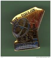 FRANCE TELECOM *** GIT TOULON *** 2021 - Telecom De Francia
