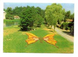 BACCARAT (54) - Papillon En Fleurs - Baccarat