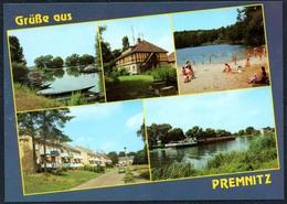 D1265 - TOP Premnitz - Bild Und Heimat Reichenbach - Qualitätskarte - Premnitz