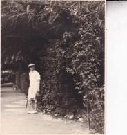 MAJORQUE  1930 LA AUFABIA Ou AUFARIA Photo Amateur Format Environ 6,5 Cm X 5,5 Cm - Lieux