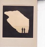 MAJORQUE  1930  Grotte D'ARTA  Photo Amateur Format Environ 6,5 Cm X 5,5 Cm - Lieux