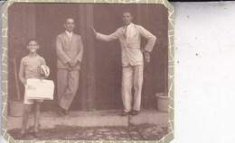 MAJORQUE  PALMA 1930  HOTEL ALHAMBRA   Photo Amateur Format Environ 5,5 Cm X 4,5 Cm - Lieux