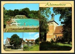 D1279 - TOP Kleinmachnow Freibad Schwimmbad - Bild Und Heimat Reichenbach - Qualitätskarte - Kleinmachnow