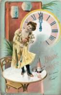 CARTE DE BONNE ANNEE - Neujahr