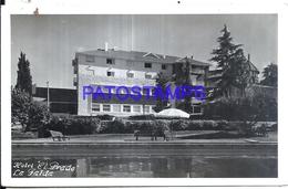 127262 ARGENTINA CORDOBA LA FALDA HOTEL EL PRADO PHOTO NO POSTAL POSTCARD - Fotografie