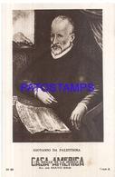 127270 ARGENTINA BUENOS AIRES PUBLICITY CASA AMERICA HOGAR DE LA MUSICA GIOVANNI DA PALESTRINA NO POSTAL POSTCARD - Argentine