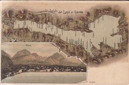 678 - Riva - Lago Di Garda - Tipo Gruss - Italy