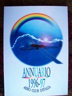 ANNUARIO 1996-97 AERO CLUB D'ITALIA AEREI AEROPLANI - Motori