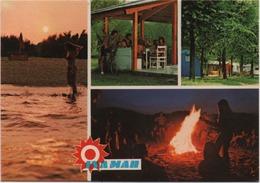 Ca' Lino (Chioggia, Venezia): Camping Isamar. Viaggiata 1982 - Chioggia