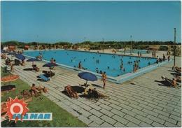 Ca' Lino (Chioggia, Venezia): Camping Isamar. Viaggiata 1984 - Chioggia