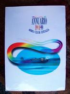 ANNUARIO 1998-99 AERO CLUB D'ITALIA AEREI AEROPLANI - Motori