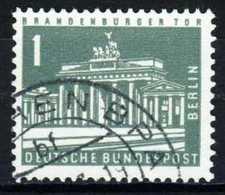 BERLIN DS BAUTEN 2 Nr 140wv Gestempelt X2B6886 - [5] Berlino