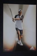 Adidas - Safin,  Tennis - Old Postcard - Tennis