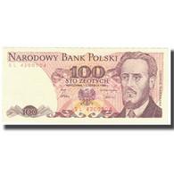 Billet, Pologne, 100 Zlotych, 1986, 1986-06-01, KM:143e, SUP+ - Pologne