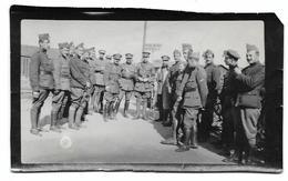 Soldats Armée Belge Photo 7x12 - Oorlog, Militair