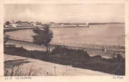 17 - LA FLOTTE - La Plage - Other Municipalities