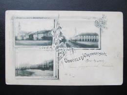 AK MARAMAROS Maramarossziget 1898 ///  D*41296 - Rumänien