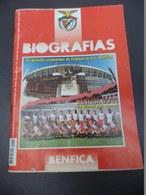 BENFICA - Biografias - Os Grandes Momentos Do S.L.Benfica 95/96 - Revues & Journaux