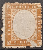 ITALY / ITALIA 1862 - MNG - Sc# 17 -10c - Nuevos