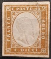 SARDINIA 1863 - MNG - Sc# 11 - 10c - Sardaigne