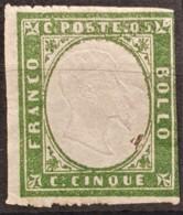 SARDINIA 1862 - MNG - Sc# 10a - 5c - Sardinië