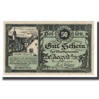 Billet, Autriche, St. Aegyd Am Neuwald, 50 Heller, N.D, NEUF, Mehl:FS 876a - Austria