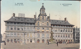 Antwerpen - Stadhuis - Antwerpen