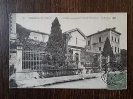 L26/174 Villefranche - Collège Communal Claude-Bernard - Villefranche-sur-Saone