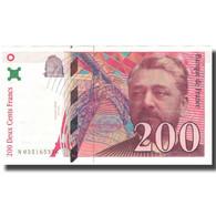 France, 200 Francs, Eiffel, 1996, 1996, SUP, Fayette:75.2, KM:159a - 1992-2000 Ultima Gama