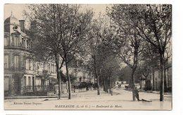 47 - MARMANDE - Boulevard De Maré - 1914 (K91) - Marmande