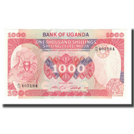 Billet, Uganda, 1000 Shillings, 1986, KM:26, NEUF - Ouganda