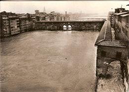 (C).Firenze.Alluvione Del 4 Novembre 1966.Ponte Vecchio.Nuova (c18) - Firenze