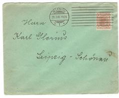 26382 - De WIEN Pour L'Allemagne - Cartas