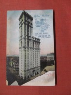 Gillies Coffee  NY Times Building  Ref 3797 - Pubblicitari