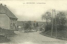 90  BESSONCOURT - LA ROUTE D' ALSACE (ref 7311) - Francia