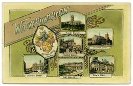 WOLVERHAMPTON : MULTIVIEW / ADDRESS - AYLESBURY, HADDENHAM - Wolverhampton