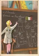 (C.IL).MOLINARI Mario.Giornata Forze Armate.F.to Grande.Viaggiata (95-a17) - Illustrators & Photographers