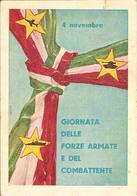 (C.IL).CARCAS.1958.Giornata Forze Armate.F.to Grande.Viaggiata (94-a17) - Illustrators & Photographers