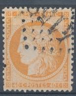 N°38 NUANCE ET OBLITERATION. - 1870 Besetzung Von Paris