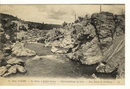 Carte Postale Ancienne Saint Juéry - Le Tarn - Francia