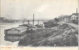 Le Pecq (Seine-et-Oise) Vue Sur La Seine, Ateliers Sur La Berge - Carte Rep Et Filliette N° 2305 - Le Pecq