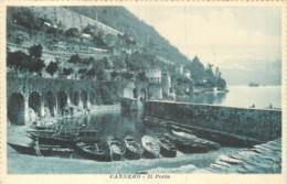 ITALIA - CANNERO - IL PORTO - Italien