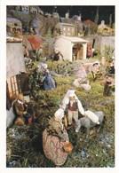 Allauch - Galerie Du Vieux Bassin - La Crêche Provençale - Gilbert Orsini - Allauch