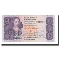 Billet, Afrique Du Sud, 5 Rand, UNDATED (1978-94), KM:119e, SUP - Afrique Du Sud