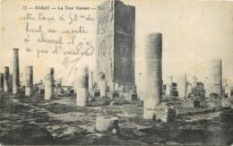 MAROC - RABAT -  LA TOUR HASSAN - LL - Rabat