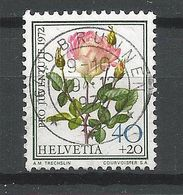 Schweiz Mi. Nr.: 987 Vollstempel (szv70er) - Suiza