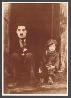 """Charlie Chaplin Und Jackie Coogan In Den Film """"The Kid"""" - 1921 (1) - Altri"""