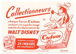 "Buvard  16.1 X 11.5 Savon CADUM Image Walt Disney  Pluto   Mickey Pinochio Donald  ""X 81"" - Parfum & Kosmetik"