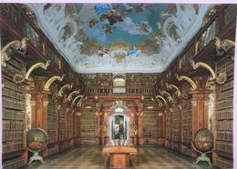 (2609) Stift Melk - Bibliothek - Melk